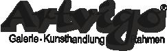 Artvigo Galerie Hannover-Logo