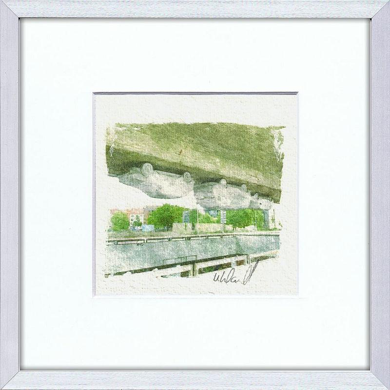 Hannover LBS - Artvigo Galerie Hannover Gemälde Bilderrahmen ...