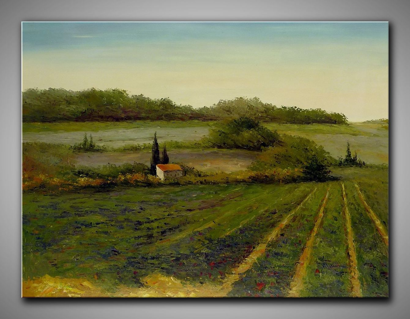 Felder im Süden Seite 4 - Artvigo Galerie Hannover Gemälde ...