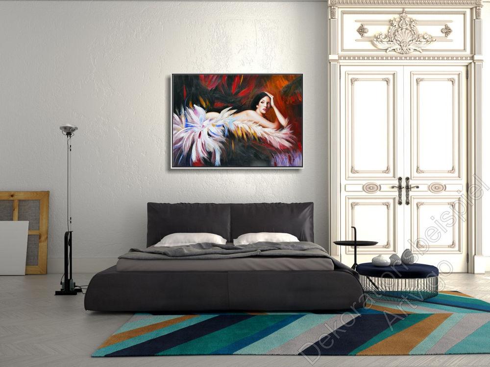 Frauenakt - Galerie, Gemälde Bilderrahmen Kunsthandlung